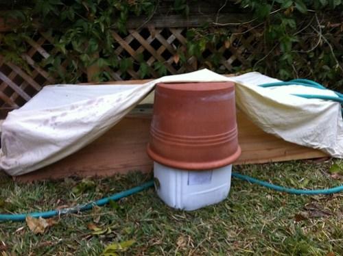 Heat Cistern