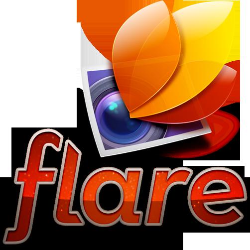Flare.app Logo