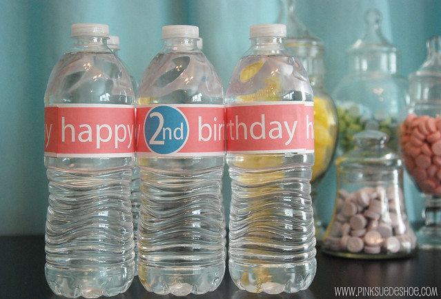 birthday waters