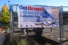 Oregon Drug Take Back Event - Sept. 2010