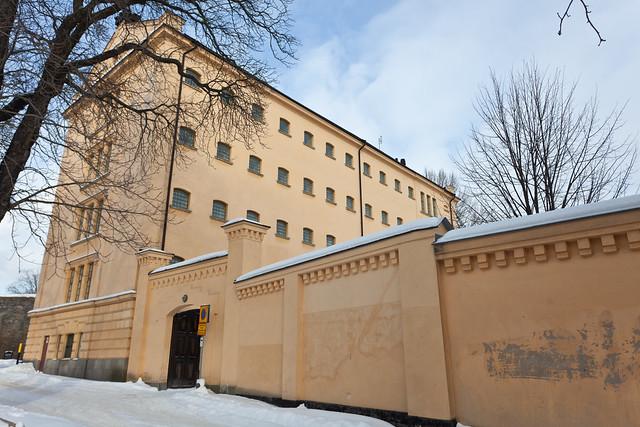 Långholmen prison
