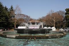 日比谷公園(大噴水)