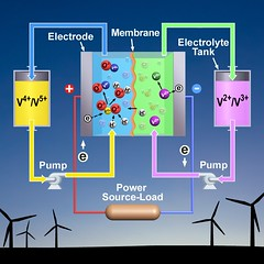 Vanadium Redox Flow Batteries