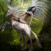 Angel of the Month - Unicorn Rider - Irina Strazytski
