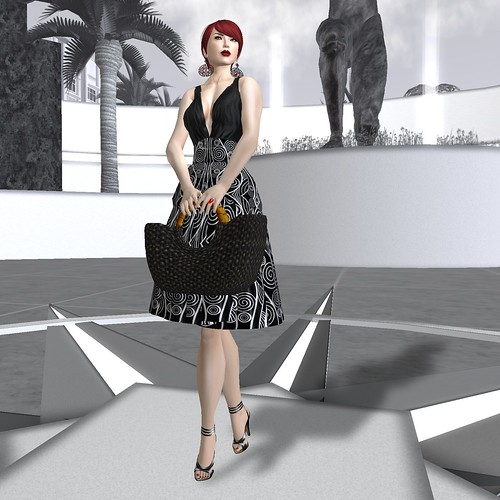 Designing Nicky Ree at Fashion for Life
