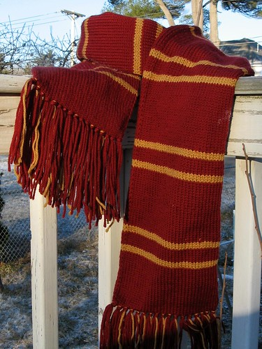 1865 HP scarf the third