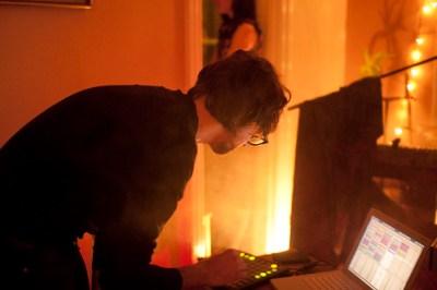 DJ Swayzeface @ House show