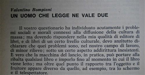 Alla ricerca del tempo libero, a cura di Ettore Albertoni, Leone Diena, Adriano Guerra, Tamburini editore 1964, copertina e impaginazione di Laura Mazzi: p. 102 (part.)