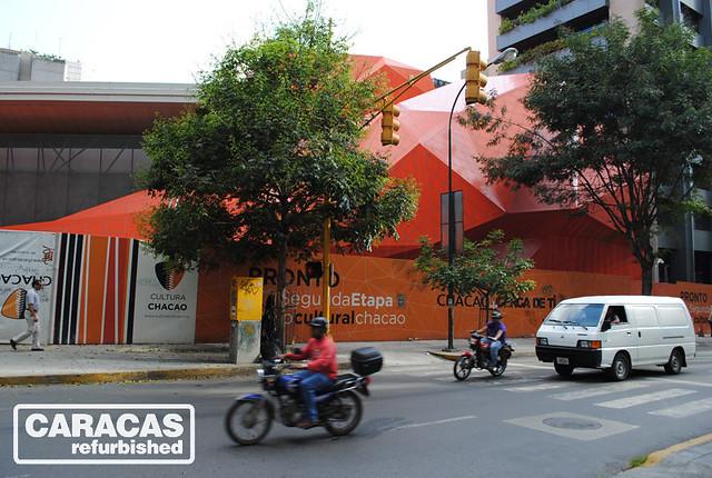 4 Teatro Mcpal de Chacao, Caracas