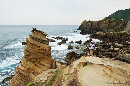 Taiwan Coastal Geology