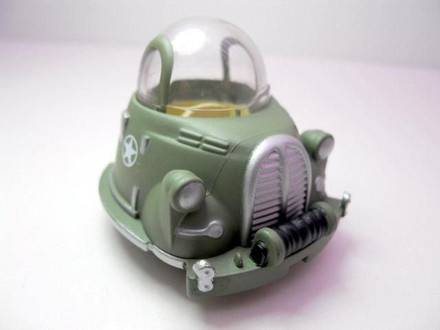 Planet 51 Military Truck & Tank (3)