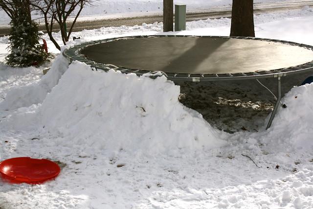 trampoline fort ii