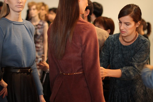 RACHEL COMEY FALL 2011- BACKSTAGE (36)