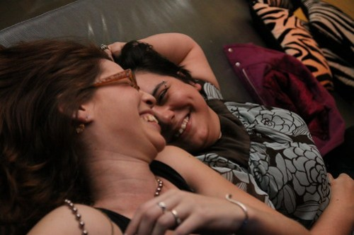 jana and amy ::pure bliss::