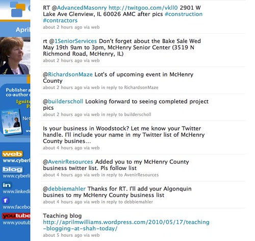 Twitter McHenry tweets @AprilMWilliams/mchenry-county-businesses
