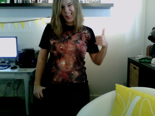 Space Shirts