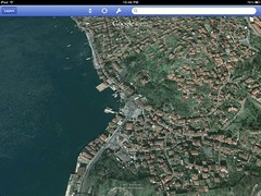 ipad google earth beykoz