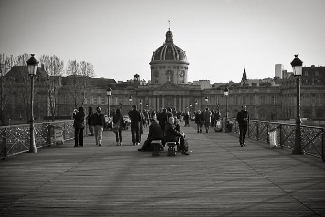 Sienna Bridge - París