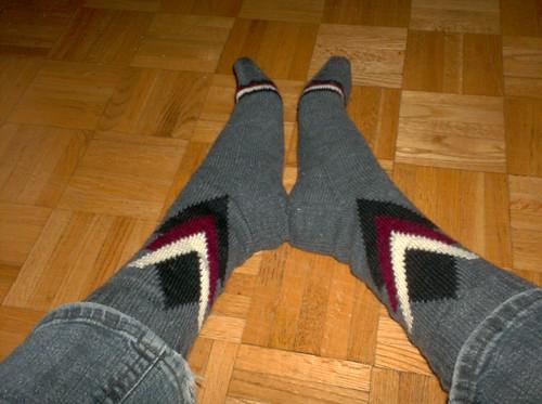 Torontonian Socks Complete
