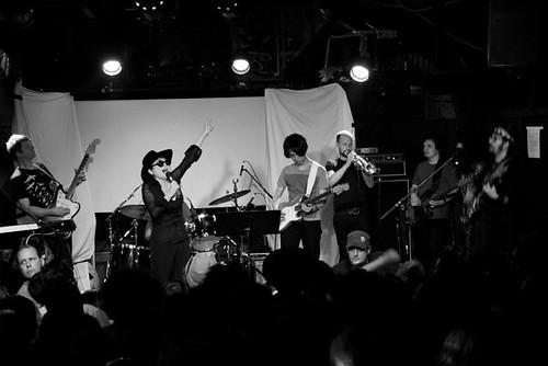 Yoko Ono at SXSW 2011