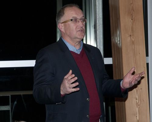 Dr. Ralph Nilson remarks