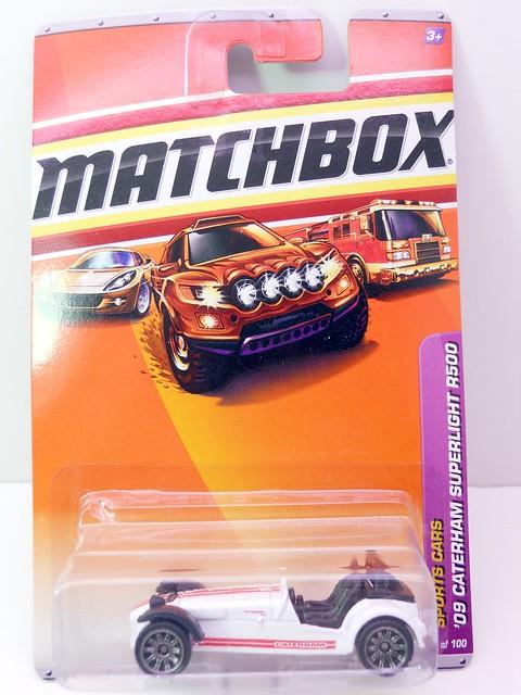 matchbox '09 caterham superflight R500 (1)