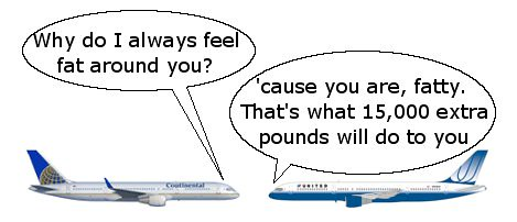 Why United Can't Use Its Own 757s to Fly to Europe | Cranky