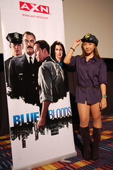 AXN Blue Blood Newport Cinema