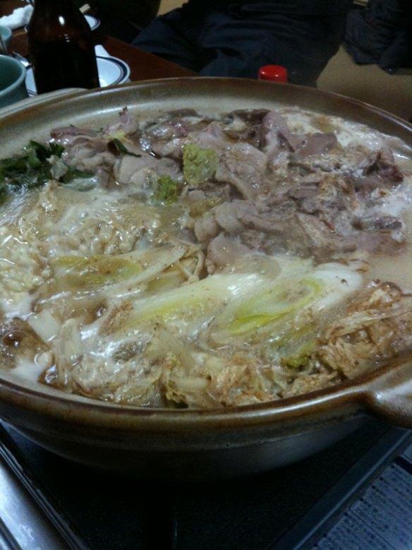 ぼたん鍋~割烹いそべ