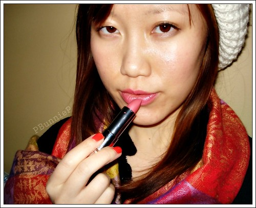 Maybelline Colour Sensational Lipstick FOTD