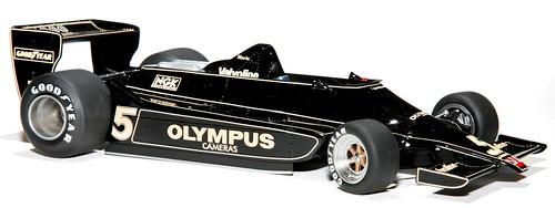 Hasegawa Lotus 79 GP 1978