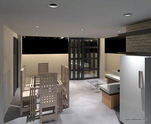 Nuvali house interiors