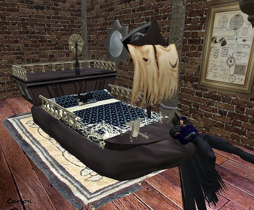Cedar Bay Home Furnishings Scallywag Pirate Bed