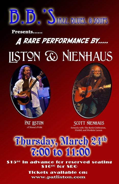Liston and Nienhaus 3-24-11