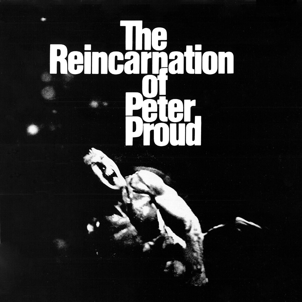 Jerry Goldsmith - The Reincarnation of Peter Proud