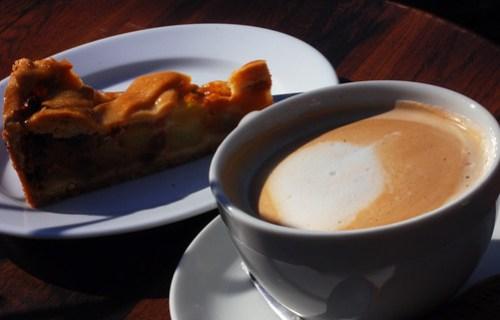 Apple Taart & Koffie