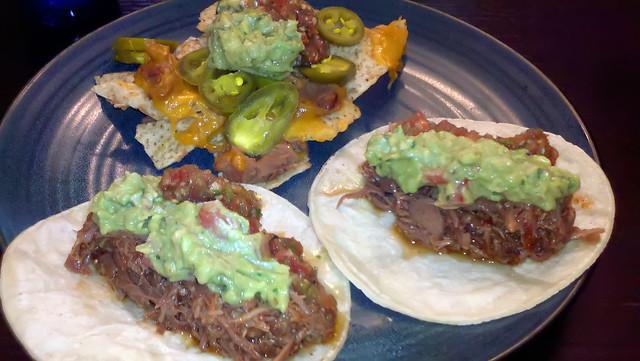 R&R Pulled Pork Tacos