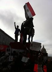 Next #Egypt protest 1 pm Sat Feb 5 @UN Plaza #...