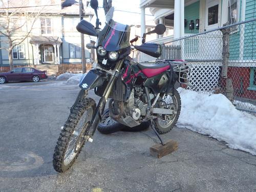 My perfect motorbike