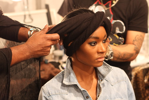 MARA HOFFMAN FALL 2011 BACKSTAGE (3)