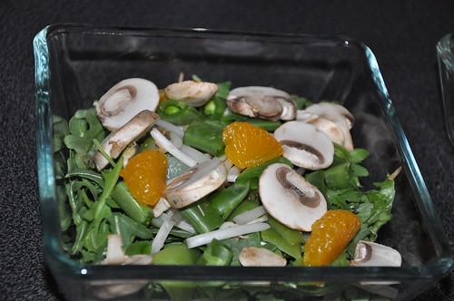 Arugula Salat