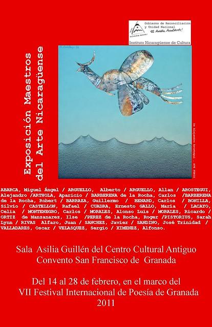 Maestros del Arte Nicaraguense