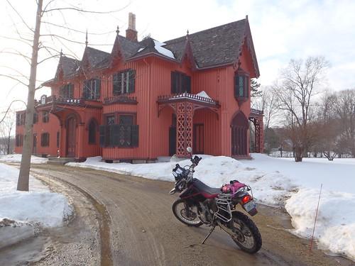 Roseland Cottage, Woodstock, CT