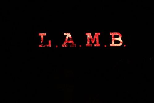 L.A.M.B. Fall 2011 (1)