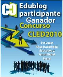 BLOG GANADOR 1ER LUGAR RESPONSABILIDAD EDUCATIVA Y SENSIBILIDAD SOCIAL 2010