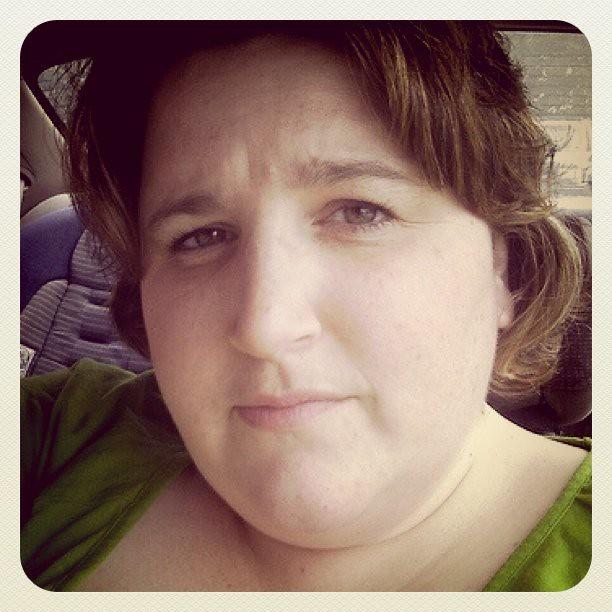 Self portrait: August, 2009.