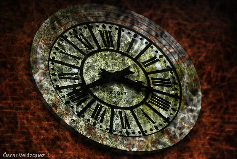 Contaminando el tiempo