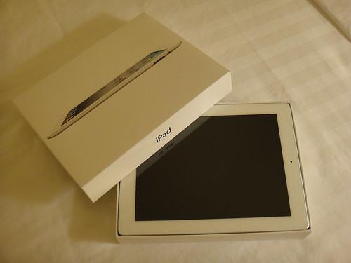 Voila - le iPad