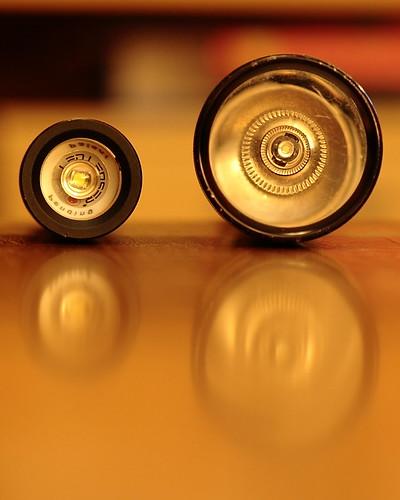 LED Lenser P7 Maglite 2D LED