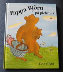 Debi Gliori, Pappa Björn på picknick